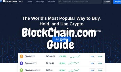 How to Create a Bitcoin (BTC) Wallet on Blockchain.com