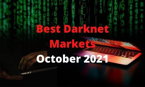 Best Darknet Drug Markets October 2021